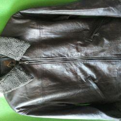 Куртка мужская кожаная G III