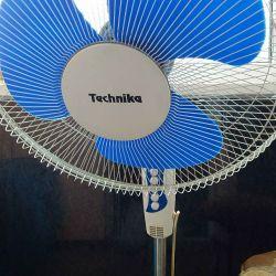 Zemin fanı