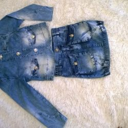 Suit jeans TM BRC Kids