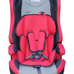 Araba koltuğu Actrum 9-36 kg. Lb-513 Kırmızı