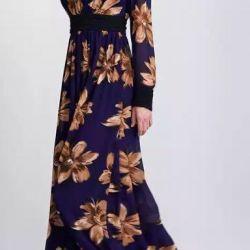Новое макси-платье р.М