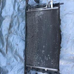 Кассета радиаторов форд фокус 1.6