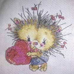 Embroidery to order