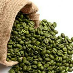 Кофе зеленое