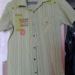 Ανδρικά πουκάμισα. 46-ρ