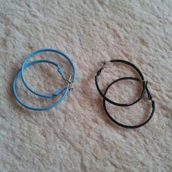 Earrings-rings