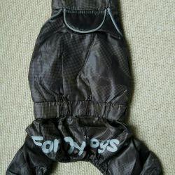 Yağmurluk kahverengidir (köpek kıyafetleri)