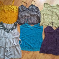 Clothing package 48 size