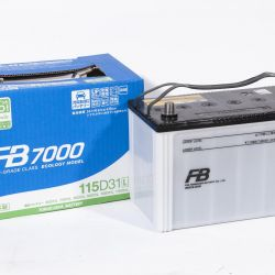 Battery Farukawa 7000 FB 90 Ah 115D31,115D31R