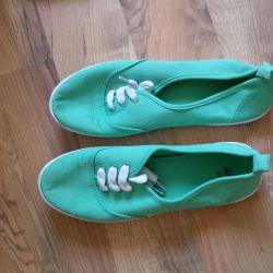Ανδρικά πάνινα παπούτσια NM 37r-p