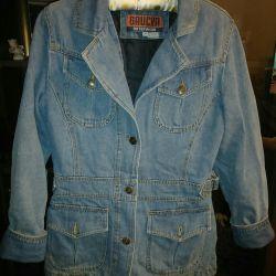 Jacket jeans autumn-winter