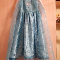 Elsa's Dress (Frozen)