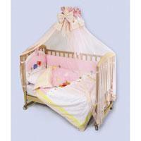 Lenjerie de pat / set în detsk. patul
