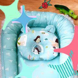 Подушечка для новорожденного. Отличный подарок !