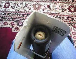 Remkomplekt pentru un tub de curent al lui Karcher