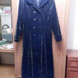 Новое пальто женское р.48