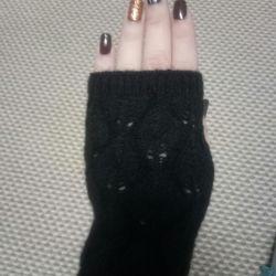 Örme eldivenler