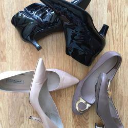 Παπούτσια, μπότες