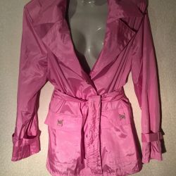 Fashionable Pink Cloak