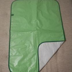Oilcloth mattress bilateral