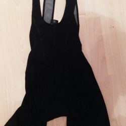 Men's cycling and fitness overalls