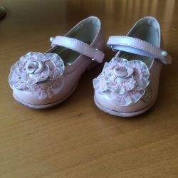 Children's shoes Blumarin Italy in excellent condition, leather