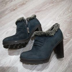 Μπότες αστράγαλο χειμώνα Carnaby