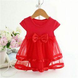 Red bodysuit dress