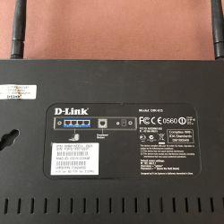 Router Wi-Fi Dlink dir-615