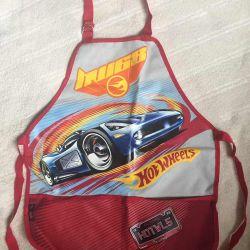 Children's apron, apron, for creativity.