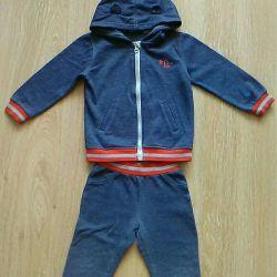 Suit children's 98cm