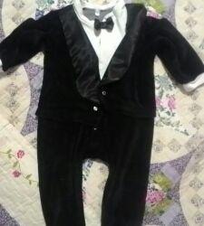 Overalls for a little gentleman