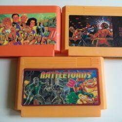 Dendy Cartridges