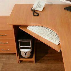 Полки ПО-4 под клаву и сист. блок компьютера