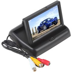 Car Folding Monitor 4.3