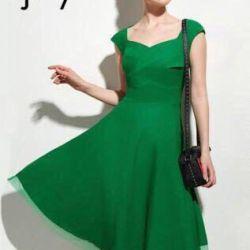 Bright dress