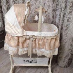 Cradle / crib / cradle