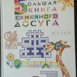 Big book of family leisure