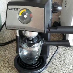 Кофеварка Витесс