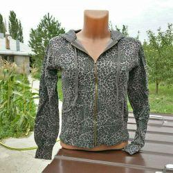 Pulover Zara cu fermoar