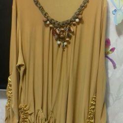 Turkey blouse new 54-56