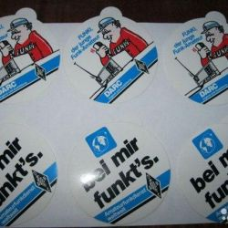 Stickers Germany