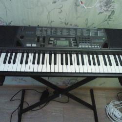 Synthesizer Casio CTK-700