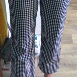 Trousers apart