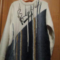 ? Male pullover