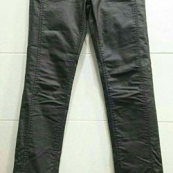 Jeans pentru femei Oodji Premium Denim