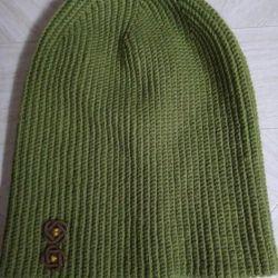 Beanie hat handmade