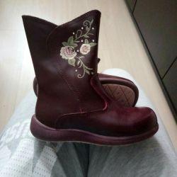 Сапоги-ботинки Бамбини