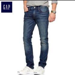 I will sell men's Gap, BR, M & Sp jeans new, original