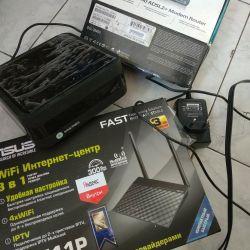 Routers beeline, asus, d-link, smartlabs